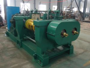 Two Roll Open Mixing Mill with Large Power pictures & photos