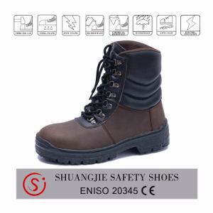 New Industrial Work Safety Boots for Fashion Man