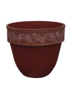 UV Protection Recycled Plastic Flower Pot/Garden Planter (10EDD35)