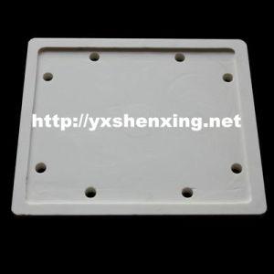 High Temperature Resistance Insulating 95% Alumina Ceramic Plate