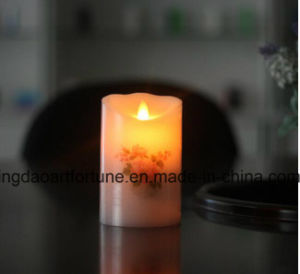 Flameless LED Candle with Timer pictures & photos