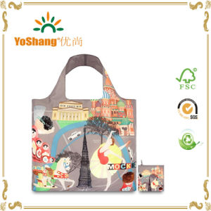 New Product 100% Waterproof Polyester Home Foldable Laundry Bag pictures & photos