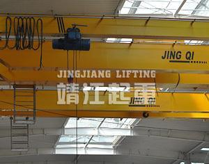 European Style Single-Girder Crane with ISO 9001