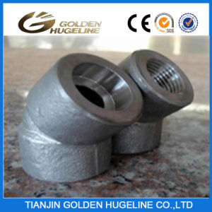 ASTM A105 High Pressure Elbow Pipe Fitting pictures & photos