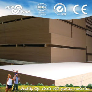 High Quality Plain/Raw MDF From Newswan-China