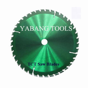 TCT Saw Blade with Painting pictures & photos