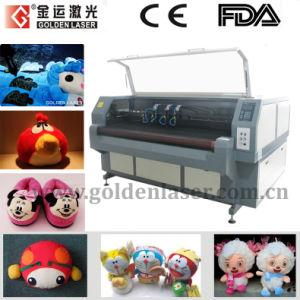 Plush Toy Four Head Laser Cutting Machine (JGHY-16580LD)