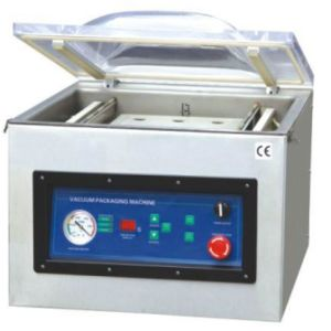 Dz400t Automatic Desktop Vacuum Packing Machine pictures & photos