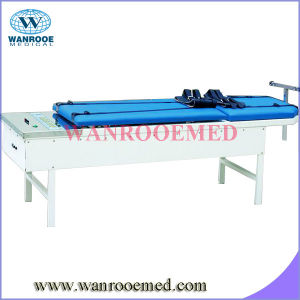 Cervical and Lumbar Traction Machine, Traction Bed pictures & photos