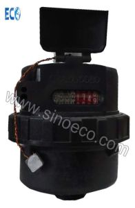 Plastic Volumetric Rotary Piston Water Meter pictures & photos