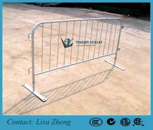 Crowd Control Barrier Hot DIP Galvanized Hot Sale pictures & photos