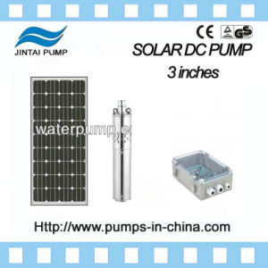Solar Powered Submersible Deep Well Pump (JS3) pictures & photos