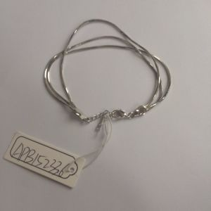 Three Layer Metal 925 Silver Bracelet Fashion Jewellery pictures & photos