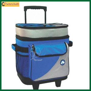 Trolley Wheeled Picnic Cooler Bag (TP-CB106) pictures & photos