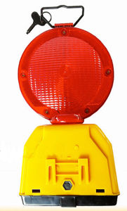 Red/Blue/Amber Traffic Safety LED Barricade Light pictures & photos