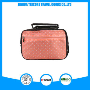 Wholesale Popular 420d Material Travel Wash Bag pictures & photos