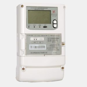 Revenue-Grade Smart Energy Meter with Software-Controlled Disconnect Switch pictures & photos
