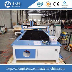 Steel Sheet Steel Pipe Double Using Plasma CNC Cutting Machine pictures & photos