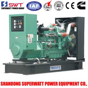 Open Type Generator Set by Cummins Engine Power 225kVA-250kVA
