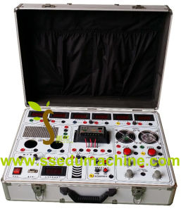 Electrician Experiment Box Education Trainer Vocational Training Equipment pictures & photos