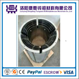 Best Price Tungsten Birdcage Heater for Vacuum or Gas Protected High Temperature Furnace pictures & photos