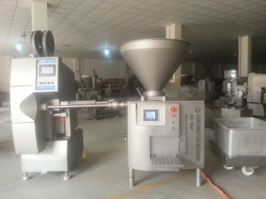 Vacuum Vane Filler pictures & photos