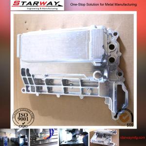 Custom Precision Complex CNC Machined Aluminum pictures & photos