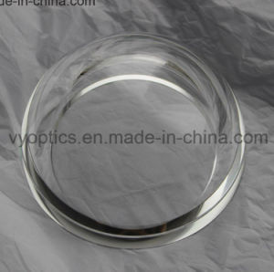 Optical Dome Lens/Hemisphere Dome for Underwater Camera pictures & photos