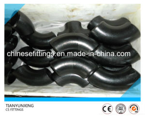 ANSI B16.9 Bw Seamless Carbon Steel Pipe Fittings pictures & photos