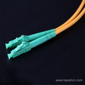 LC/APC SM Fiber Optic Patch Cord