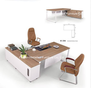 Fashion Manager Office Desk Office Furniture (B-216) pictures & photos