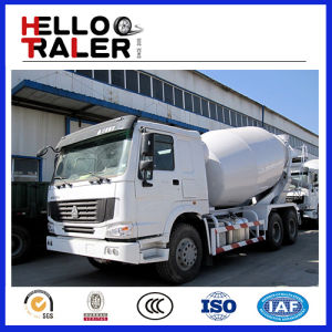 Sinotruk 6X4 Heavy Duty Concrete Mixer Truck for Sale pictures & photos