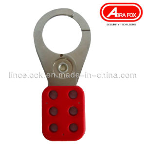 Plastic with Steel Lockout Hasp (617) pictures & photos