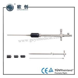 Reusable Stainless Uterine Manipulator Medical Products Instruments with CE Certificate pictures & photos