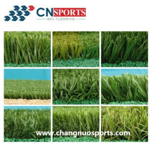 Synthetic Grass for Soccer, Football, Basketball Court and Other Outdoor Sport Surface pictures & photos