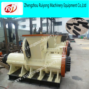 Hollow Briquette Rod Extruder / Round Charcoal Bar Making Machine pictures & photos