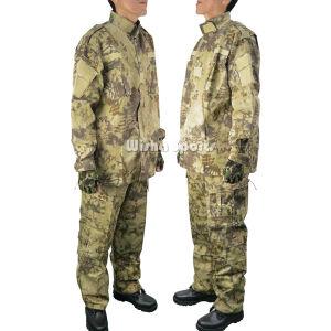 Usmc V2 Field Combat Tactical Army Military Uniform in Kryptek Highlander Camo