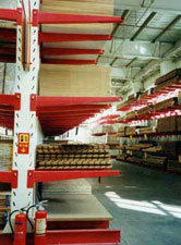 Warehouse Storage Cantilever Rack pictures & photos