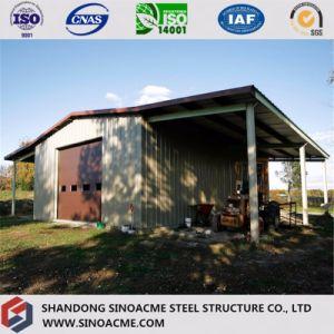Prefab Light Steel Structure Warehouse Construction pictures & photos