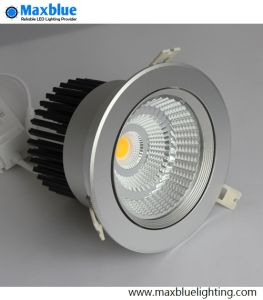 Ce RoHS LED Recessed Downlight Lighting Fixtures with Brand Dimmer Driver pictures & photos