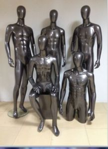 Wholesale Fiberglass Astract Male Mannequin for Fashion Shop pictures & photos