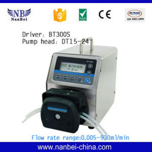 Laboratory Low Cost Multi Channel Peristaltic Pump 5V pictures & photos