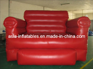 Custom Made Inflatable Sofa, Inflatable Furniture for Promotion (PRO-1008)