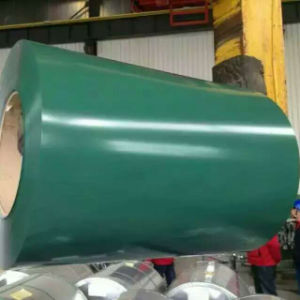 Roof Materials PPGI Color Coated Galvanized Steel Coil 0.45mm pictures & photos