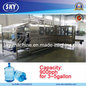 Automatic Plastic 5 Gallon Jar Filling Machine (QGF-900) pictures & photos