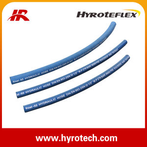 Hydraulic Hose SAE 100r2at&DIN En 853 2sn & High Pressure Rubber Hose pictures & photos