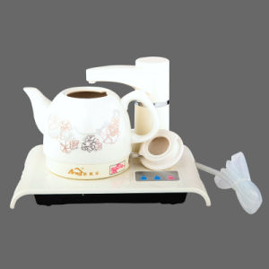 Ceramic Electric Kettle With Pump (ML-1661A)