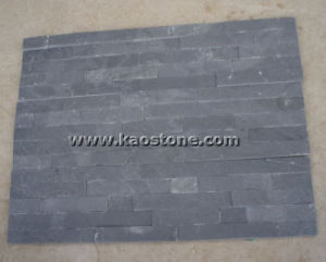 Black Slate Cultural Stone for Wall Cladding pictures & photos