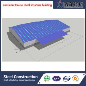 Steel Structure Workshop Warehouse Building Design and Manufacture pictures & photos