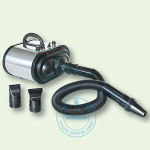 Stainless Steel Double Motor Pet Dryer (DY-204) pictures & photos